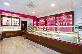 Agencement de la patisserie Lopez